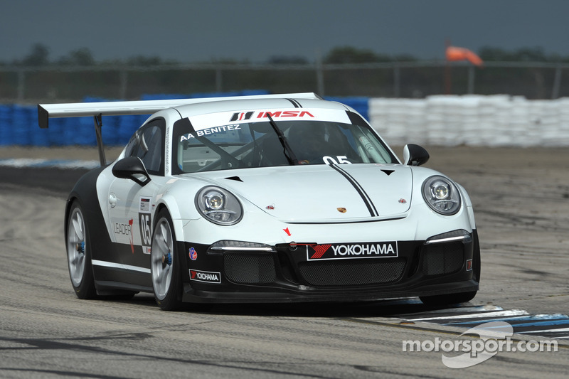 Benitez completes Sebring sweep in clean, green race