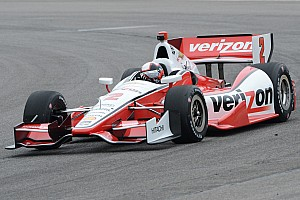 IndyCar Testing report Honda second overall in Barber