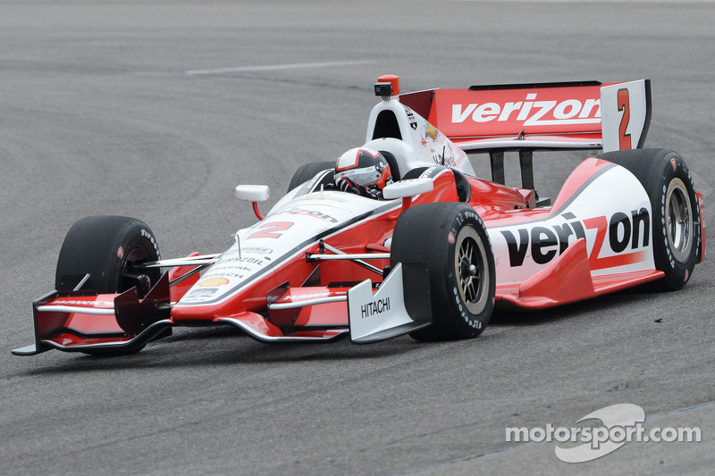 Honda second overall in Barber
