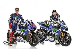 MotoGP Breaking news Movistar Yamaha MotoGP unveils 2014 challenger