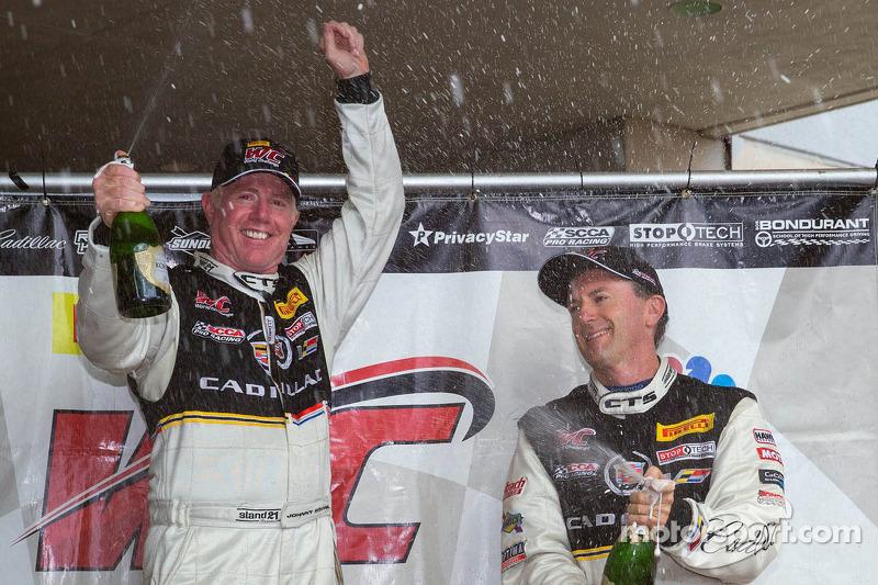 Team Cadillac ready for Pirelli World Challenge Championship