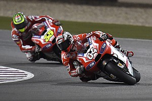 MotoGP Race report Qatar GP: Dovizioso and Crutchlow finish the race in fifth and sixth