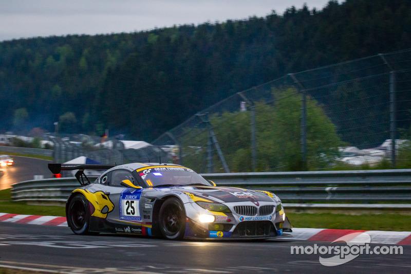 Marc VDS prepared for Nürburgring rush
