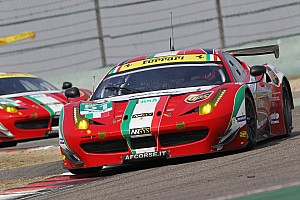WEC Breaking news A new challenge for Ferrari and AF Corse