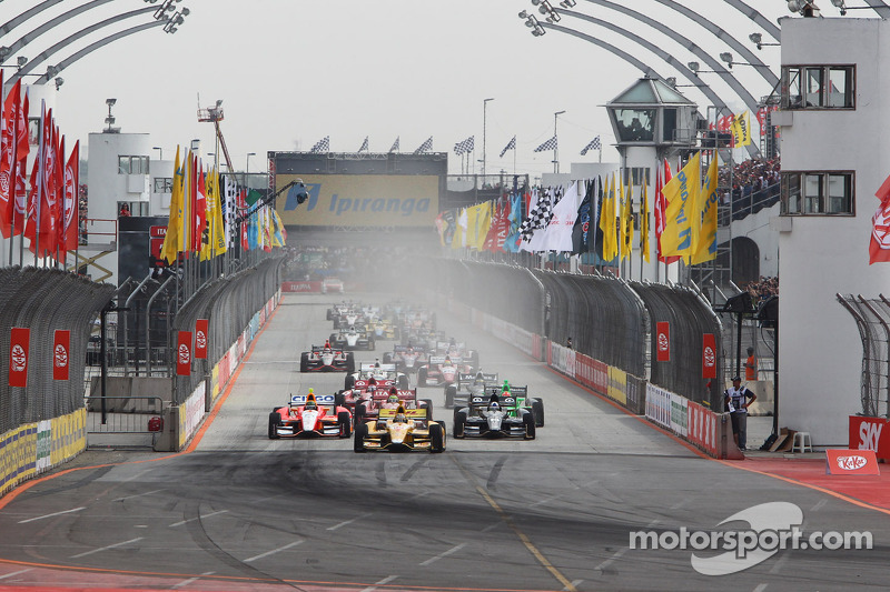 On-track alterations for 2014 Verizon IndyCar Series season