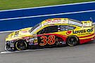Gilliland showcases Love's Ford at Partner's 'home' track at Texas