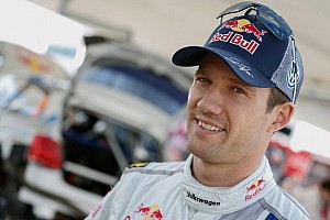 WRC Stage report Ogier leads VW 1-2-3 on first stage of Rally Portugal
