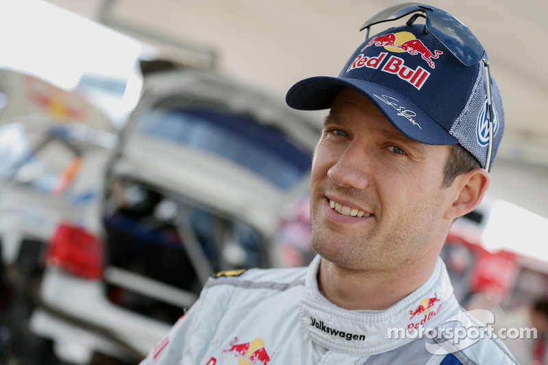 Ogier leads VW 1-2-3 on first stage of Rally Portugal