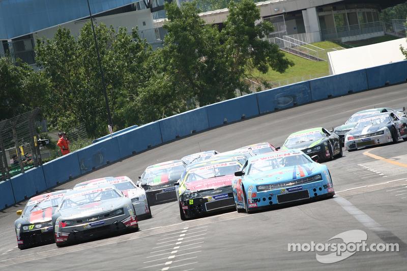 NASCAR's European series kicks off a new season April 12th
