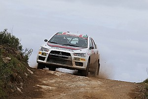 WRC Race report Hat trick for Rendina in Group N Cup