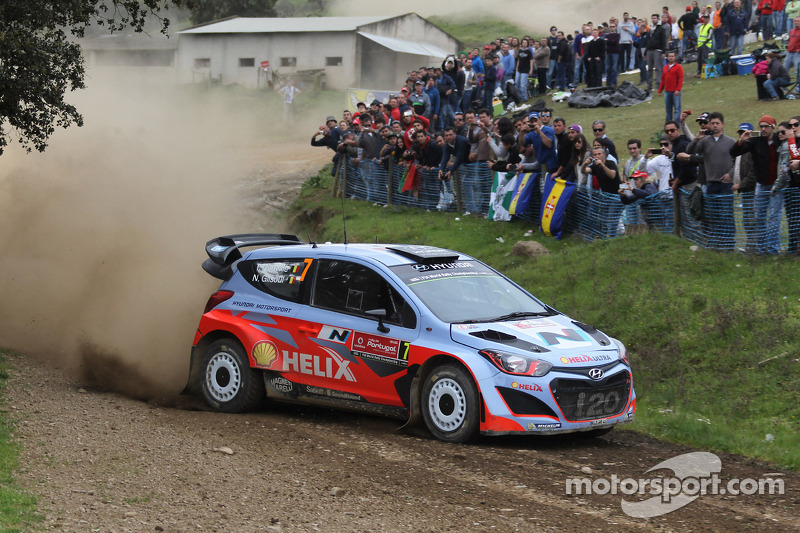 Hyundai World Rally Team modifies its driver line-up for Rally Argentina
