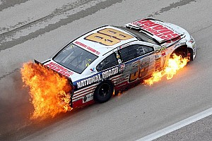 NASCAR Cup Commentary The SAFER Barrier debate rages on in NASCAR
