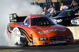 NHRA Preview Jonathan Gray ready to race first four-wide of his young career