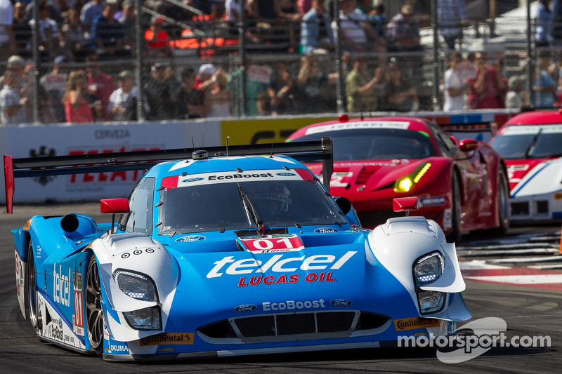 Long Beach: Pruett/Rojas earn 2nd in a row