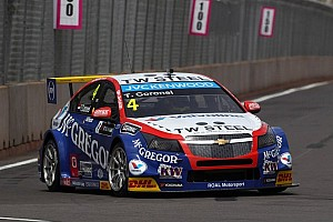 WTCC Race report A disappointing start for Tom Coronel's jubilee season in WTCC