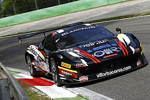 Blancpain Sprint Preview Filip Salaquarda proud to wear Ferrari colors in Nogaro