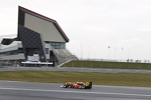 F3 Europe Practice report Three rookies lead the way in free practice at Silverstone