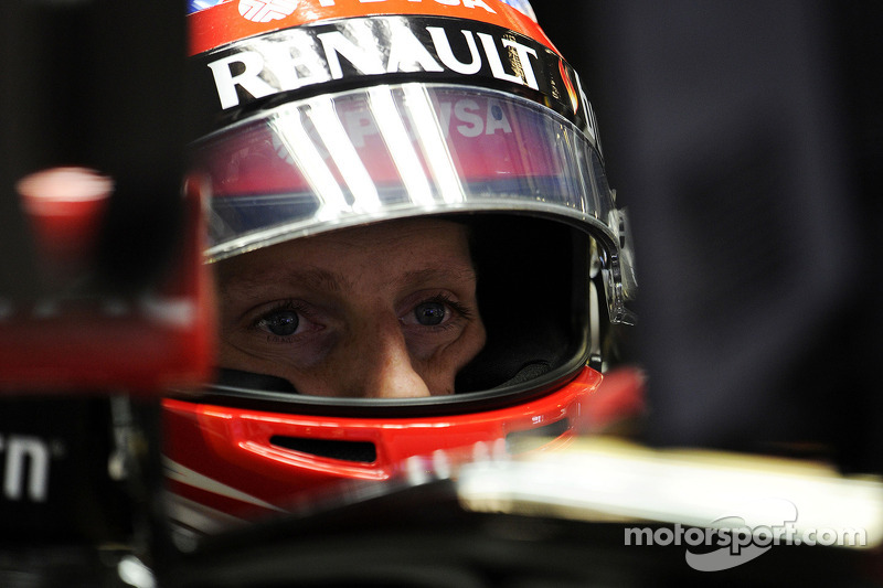 Romain Grosjean closes top 10 in China qualifying session