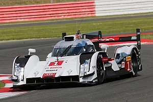 WEC Qualifying report World Champions Audi start from front row