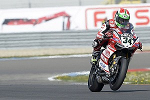 World Superbike Qualifying report Giugliano qualifies sixth in today's Superpole at Assen