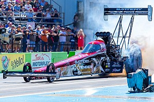 NHRA Qualifying report Spencer Massey hopes for a strong result at NHRA SpringNationals