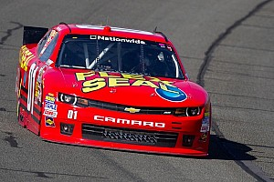 NASCAR XFINITY Preview Landon Cassill looking for a little more