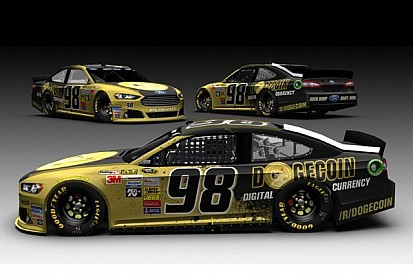 Thanks to 16-year-old fan and social media, Josh Wise has Dogecoin and Reddit backing for Talladega