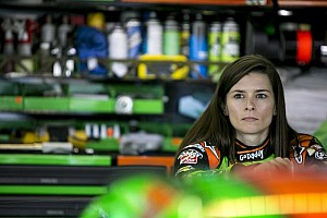 NASCAR Cup Preview Danica Patrick: All eyes on the prize at Talladega