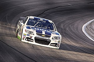 NASCAR Cup Press conference Chevy NSCS at Talladega One: Jimmie Johnson