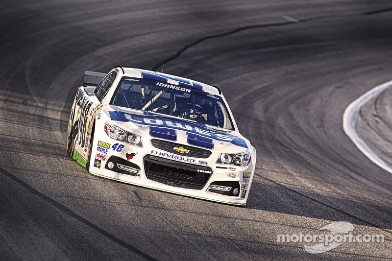 Chevy NSCS at Talladega One: Jimmie Johnson