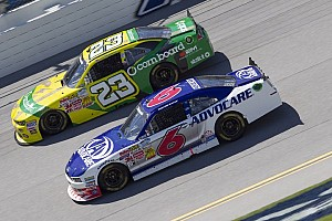 NASCAR Cup Qualifying report Bayne to start 23rd in Aaron's 499 at Talladega