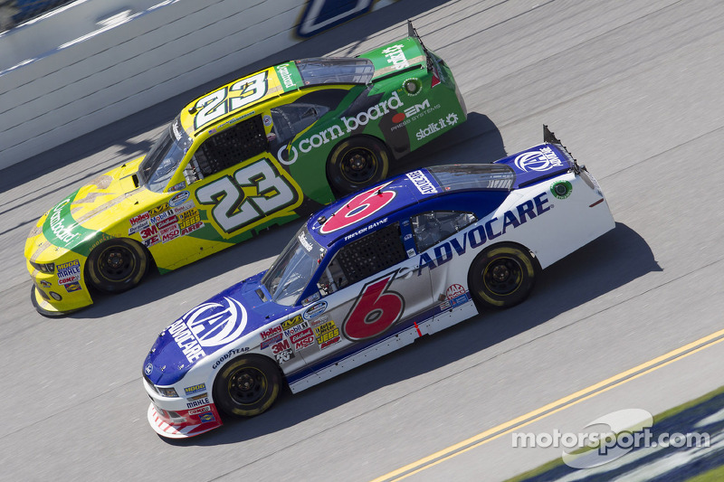 Bayne to start 23rd in Aaron's 499 at Talladega