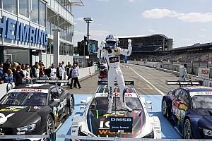 DTM Race report Marco Wittmann earns maiden DTM victory in season opener