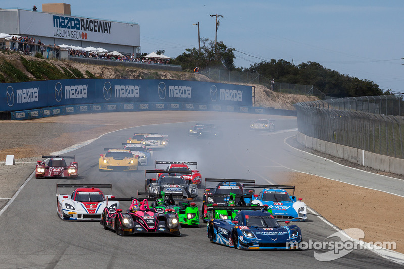 Laguna Seca Raceway >> Extreme Speed Motorsports Claims Overall Victory At Mazda Raceway
