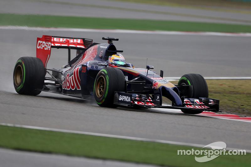 Toro Rosso: Back to Circuit of Catalunya