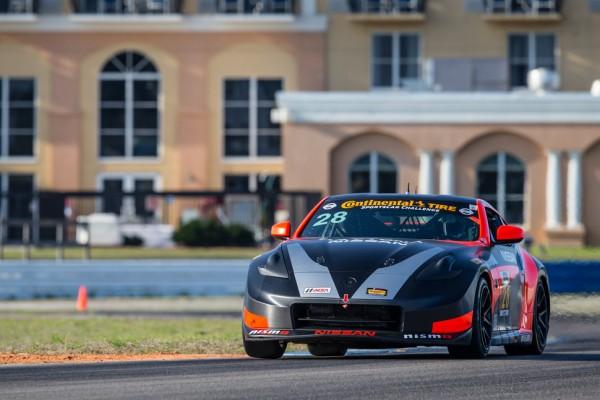Tim Bell Racing scores best finish of the year at Mazda Raceway Laguna Seca