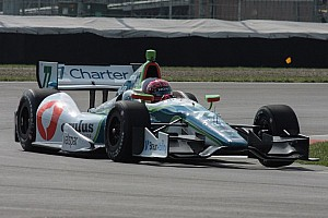 IndyCar Practice report Pagenaud leads Honda effort in practice for Grand Prix of Indianapolis