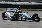 Pagenaud leads Honda effort in practice for Grand Prix of Indianapolis