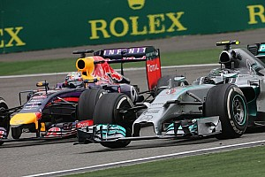 Formula 1 Breaking news Red Bull keeping 'pressure' on Renault - Horner