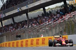 Ferrari Qualifying report Spanish GP: Third and fourth rows for Scuderia Ferrari