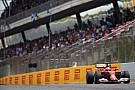 Spanish GP: Third and fourth rows for Scuderia Ferrari