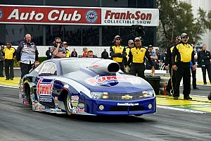 NHRA Preview Line and Summit Racing Team prepare for success in Atlanta and beyond