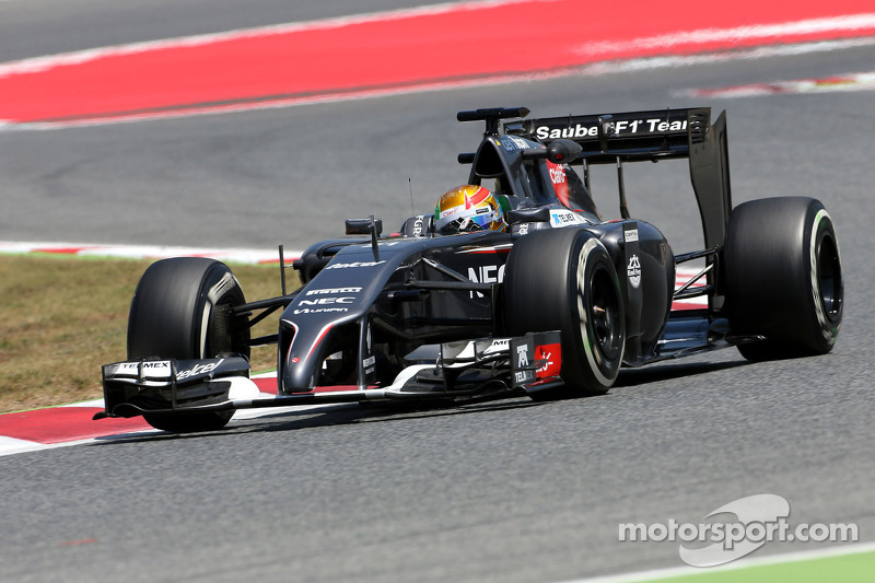 After test in Barcelona Sauber is well-prepared for the Monaco GP
