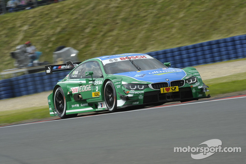 Rain lottery in Oschersleben: Augusto Farfus fifth for BMW