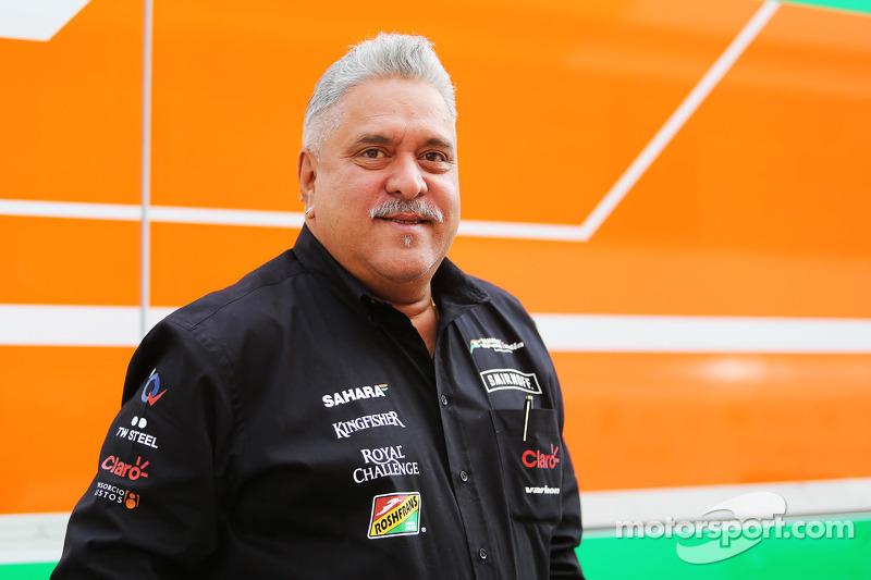 Vijay Mallya on upcoming GP of Monaco