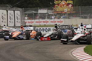 IndyCar Special feature Chevrolet extends sponsorship deal of Detroit Grand Prix