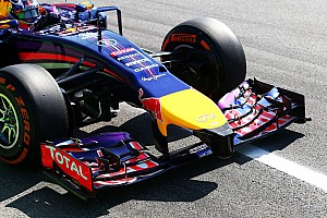 Formula 1 Breaking news Red Bull told to redesign 'loophole' nose - report