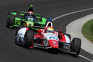 IndyCar Race report Coyne proud to have three Indianapolis 500 Finishers