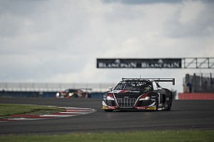 Blancpain Endurance Race report First podium placing for Basseng at the Blancpain Endurance Series in Silverstone