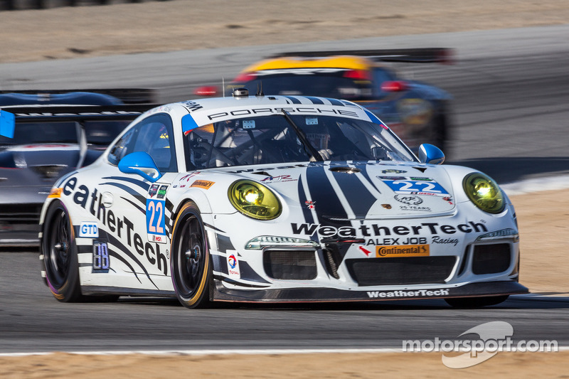 WeatherTech Racing ready for rark streets in Detroit